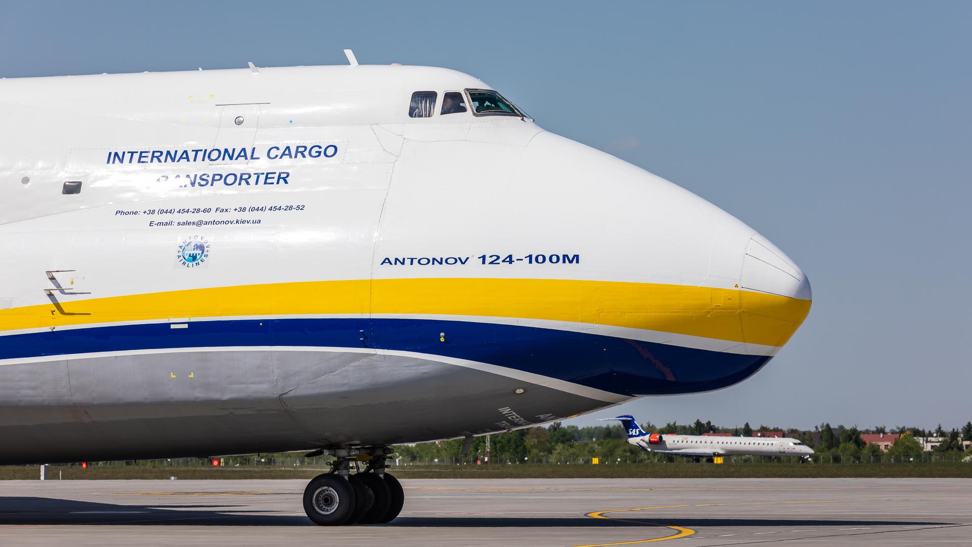 Antonov An-124-100M Rusłan (UR-82027)