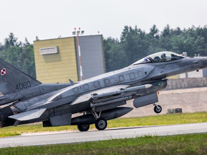 Lockheed Martin F-16C Jastrząb (4060)