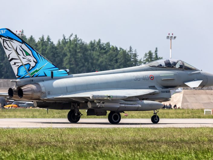 Eurofighter EF-2000 Typhoon (36-40)