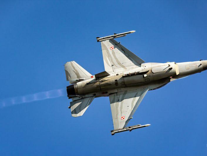 Lockheed Martin F-16C Jastrząb (4056)