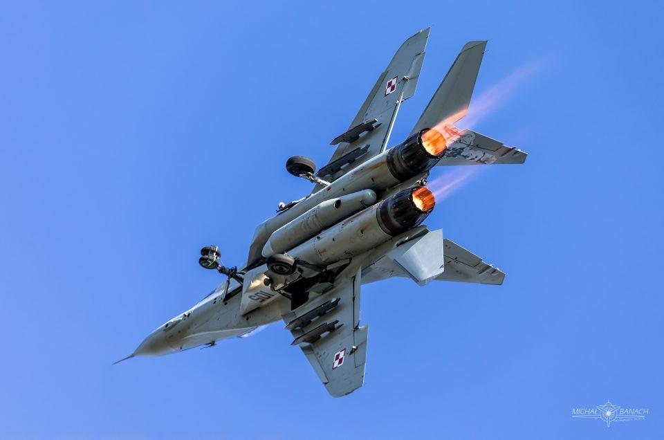 MiG-29 Solo Display