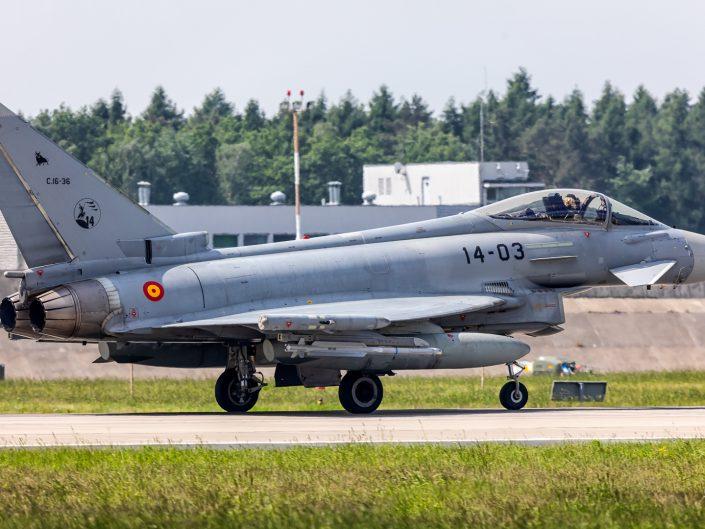 Eurofighter EF-2000 Typhoon (14-03)