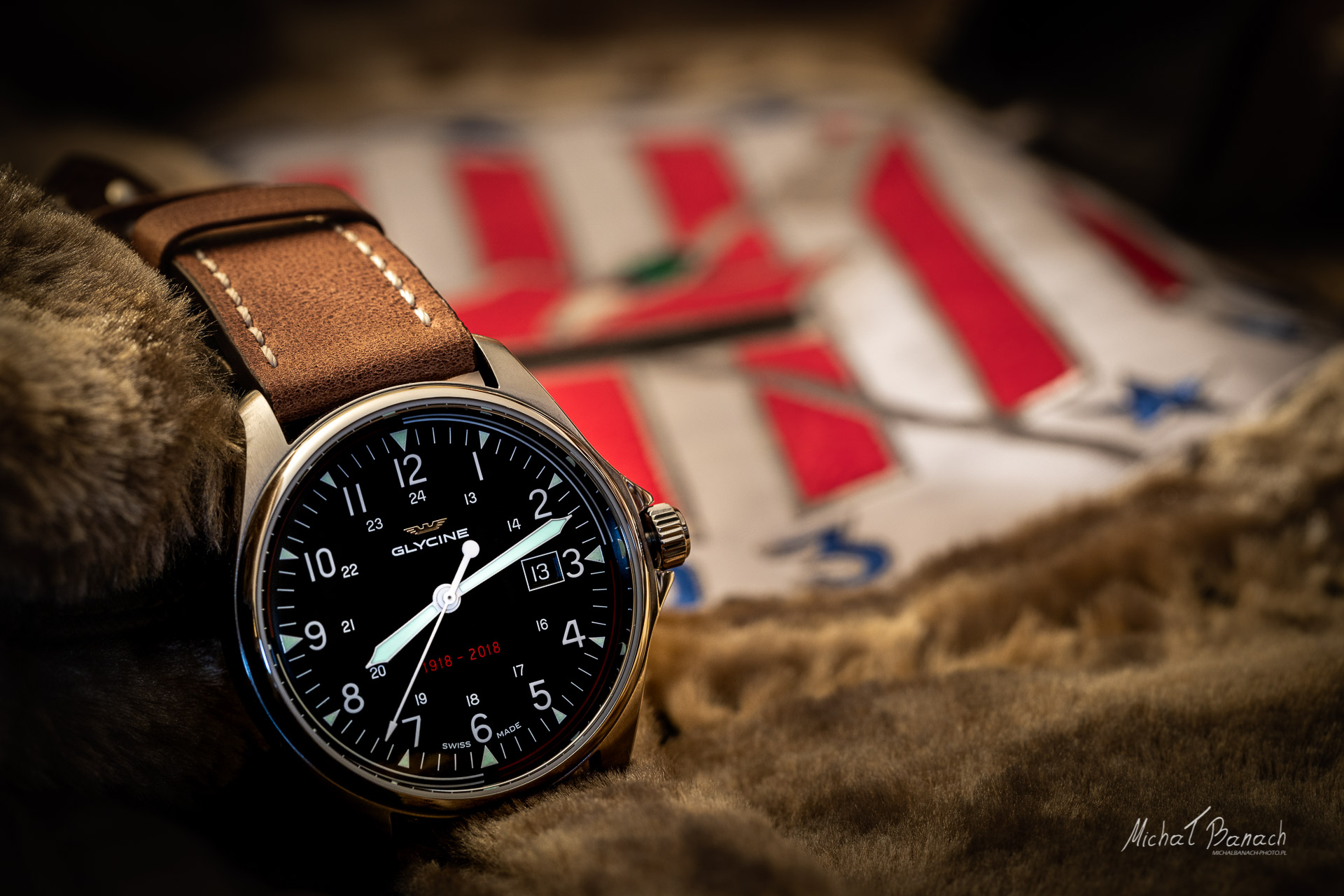 Glycine Polish Air Force 100 Years (1918-2018)