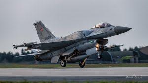 Lockheed Martin F-16C Jastrząb (4070)