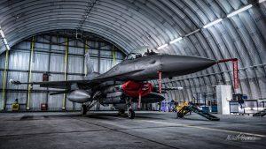 Lockheed Martin F-16C Jastrząb (4047)