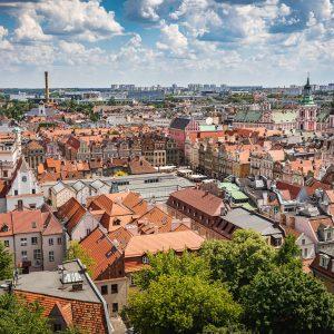 Poznań Old Town