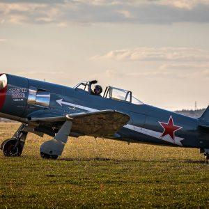 Yak-3UPW