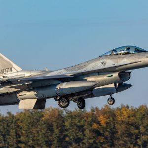 Lockheed Martin F-16C Jastrząb (4074)