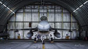 Lockheed Martin F-16C Jastrząb (4043)