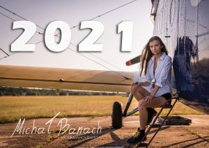 Kalendarz 2021 Aviation Glamour